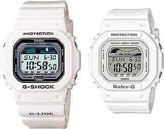 [カシオ] 腕時計 ジーショック×ベビージー ペアセット G-LIDE GLX-5600-7JF / BLX-560-7JF