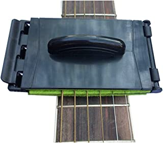 Uonlytech Guitar Fingerboard String Cleaner Maintaining Tool (Random Color)