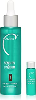 Malibu C Sensitiv C Serum (With Activating Crystal) 30ml/1oz並行輸入品