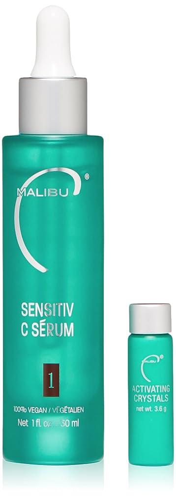 昨日ブレス避難するMalibu C Sensitiv C Serum (With Activating Crystal) 30ml/1oz並行輸入品