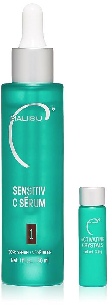 一目購入欠如Malibu C Sensitiv C Serum (With Activating Crystal) 30ml/1oz並行輸入品