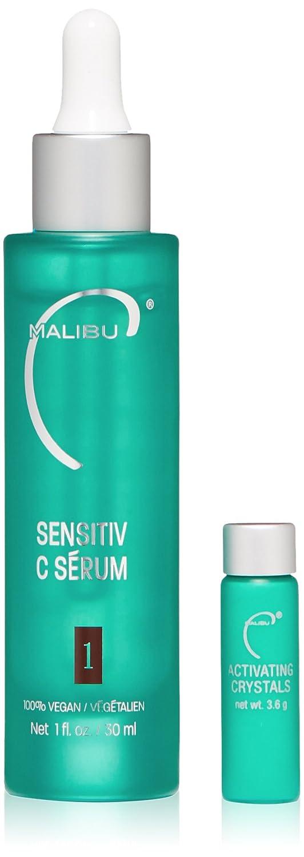 Malibu C Sensitiv C Serum (With Activating Crystal) 30ml/1oz並行輸入品