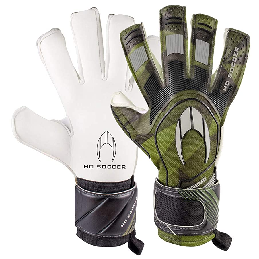 HO SSG SUPREMO ROLL/Negative Goalkeeper Gloves Size