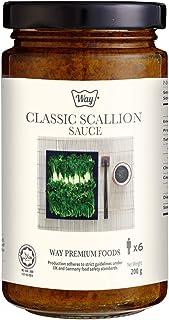 Way Premium Food Scallion Sauce, 200 g