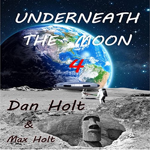 Underneath the Moon 4 audiobook cover art