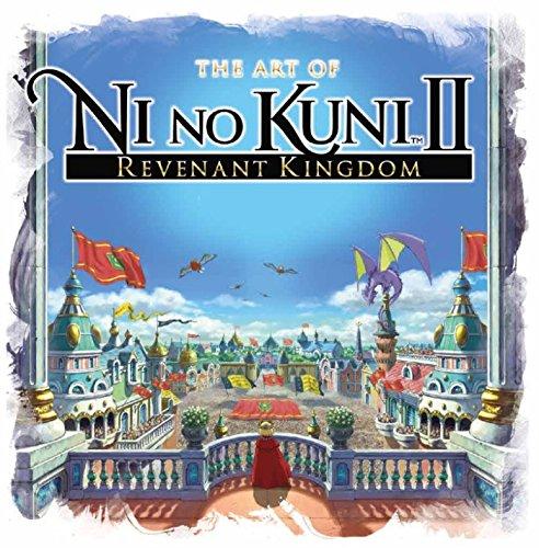 The Art of Ni no Kuni II: REVENANT...