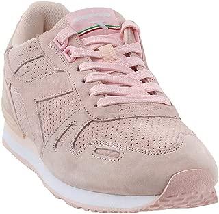 diadora shoes pink
