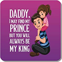 Family Shoping Always Be My King Fridge Magnet Home Kitchen Office Décor