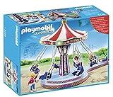 Playmobil - 5548 - Jeu De Construction - Manège De Chaises Volantes