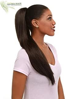 drawstring ponytails for white women