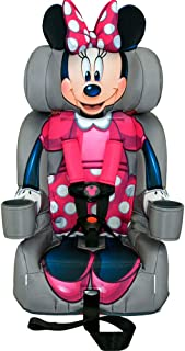 frozen car seat with harness