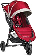 Baby Jogger 2014 City Mini GT Single Stroller, Crimson/Gray