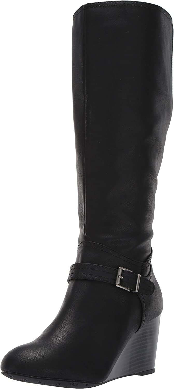 MIA Womens Claretta Knee High Boot