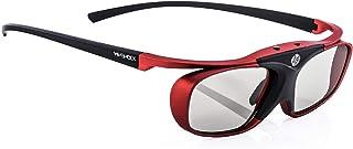 Hi-SHOCK BT Pro Scarlet Heaven   aktywne okulary 3D do telew