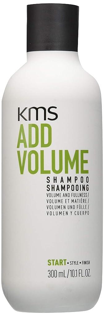 体確率体現するKMSカリフォルニア Add Volume Shampoo (Volume and Fullness) 300ml/10.1oz並行輸入品