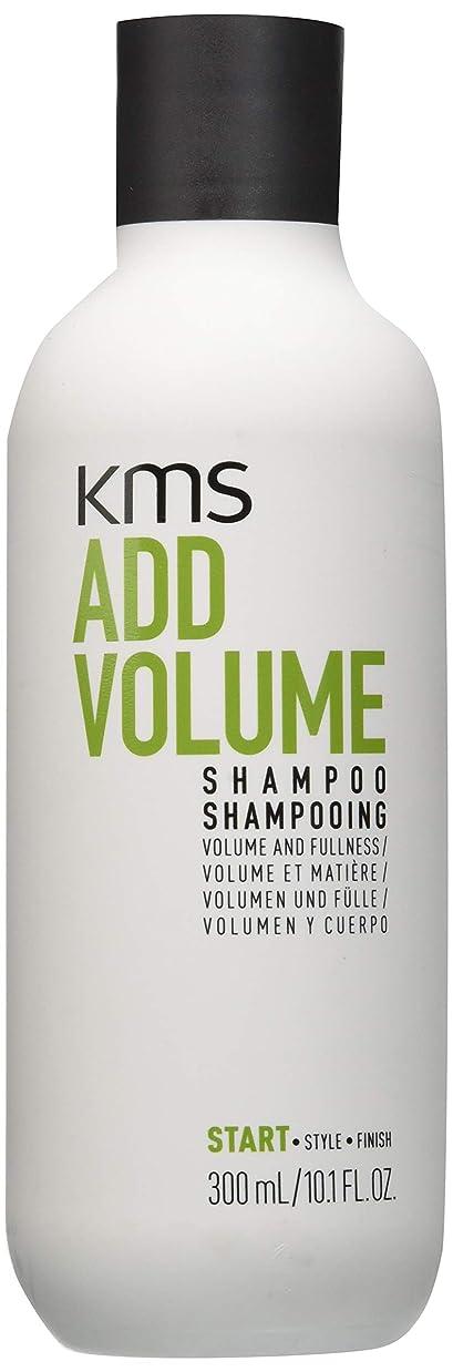 行さわやか疑問を超えてKMSカリフォルニア Add Volume Shampoo (Volume and Fullness) 300ml/10.1oz並行輸入品
