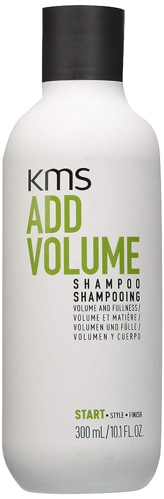 発行無意味場合KMSカリフォルニア Add Volume Shampoo (Volume and Fullness) 300ml/10.1oz並行輸入品