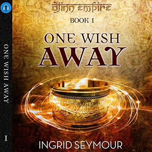 One Wish Away audiobook cover art