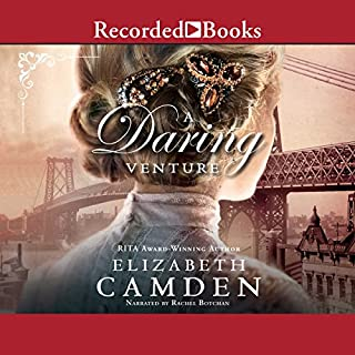 A Daring Venture audiobook cover art