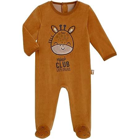 Petit B/éguin Taille Pyjama b/éb/é en velours Amaya 3 mois