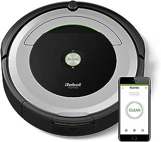 ルンバ 690 アイロボット ロボット掃除機 wifi対応 遠隔操作 自動充電 清掃予約 髪の毛 ペットの毛のゴミ 畳などの床に R690060【Alexa対応】