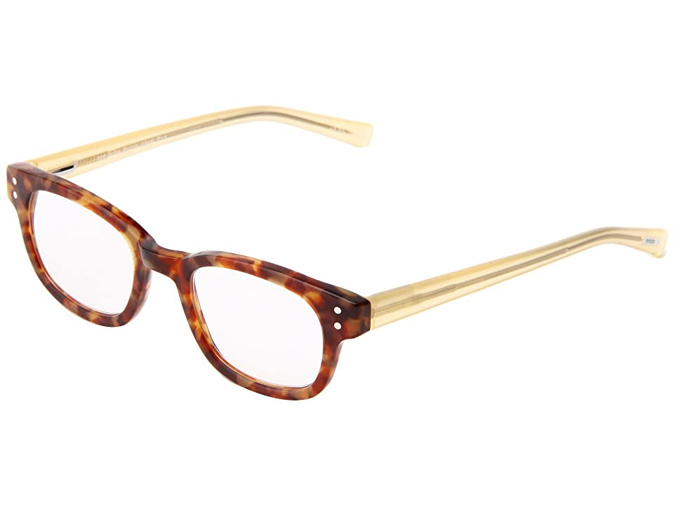 eyebobs Butch Readers (Tortoise/Blonde) Reading Glasses Sunglasses