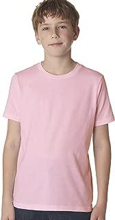 Next Level 3310 Premium Short Sleeve Crew Tee Light Pink X-Small