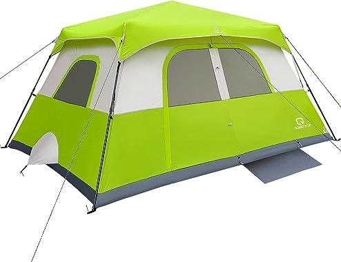 OT QOMOTOP Tents, 6/8/10 Person 60 Sec Set Up