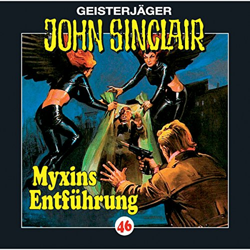 Myxins Entführung audiobook cover art