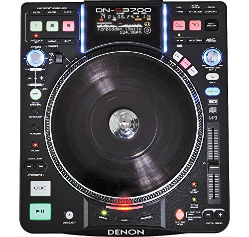 Denon DN-S3700 Direct Drive Turntable Media Player & Controller