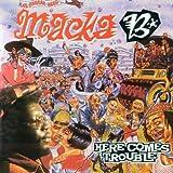 Macka B: Here Comes Trouble (Audio CD)