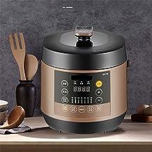 CHB Elektrische multi-kooktoestel programmeerbare snelkookpan rijstkoker langzamoker 24-uurs timer warmhoudfunctie 5L ant...