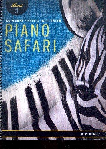 Piano Safari Repertoire Book 3
