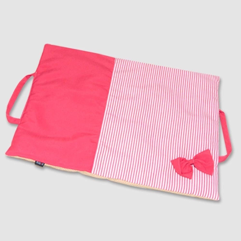 Aoligei Dog Cushion Pet Mat Out Cushion car Cushion Sofa Mat Perfect for Sunbathing mat, Nap&Sleeping Bed