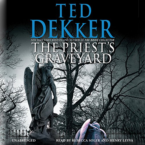 The Priest's Graveyard audiobook cover art