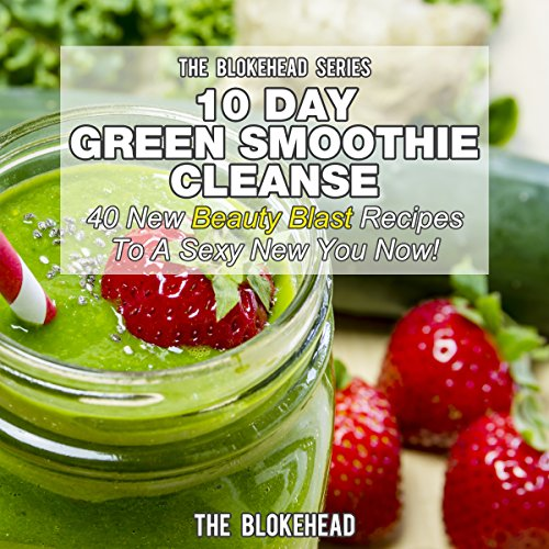 10-Day Green Smoothie Cleanse audiobook cover art