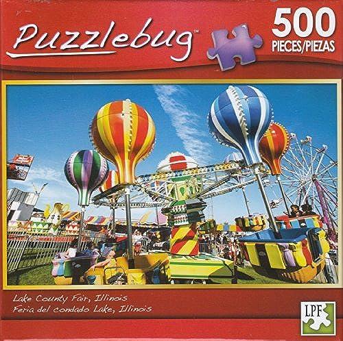 Puzzlebug 500 - Lake County Fair by LPF