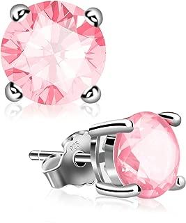 Best fake pink diamond earrings Reviews