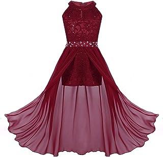 Amazon.fr : Robe De Soiree Fille 12 Ans :