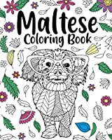 Maltese Coloring Book