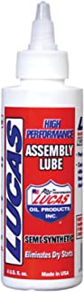 Lucas Oil 10152 4 Ounce Assembly Lube