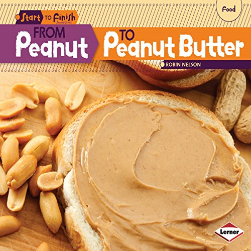 From Peanut to Peanut Butter copertina