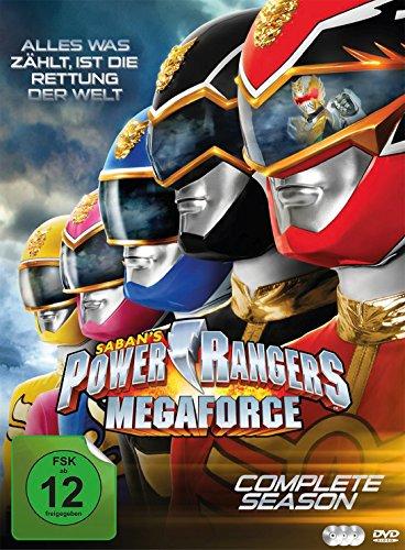 Power Rangers - Megaforce: Complete Season [3 DVDs]