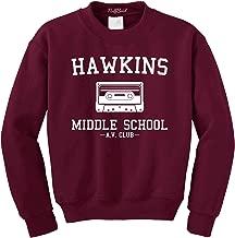 Best hawkins av club sweater Reviews
