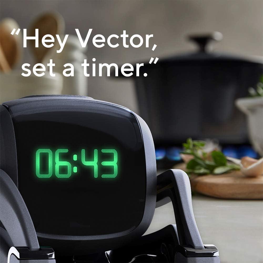 Anki 20 20 Vector sprachgesteuerter AI Roboter Begleiter mit ...