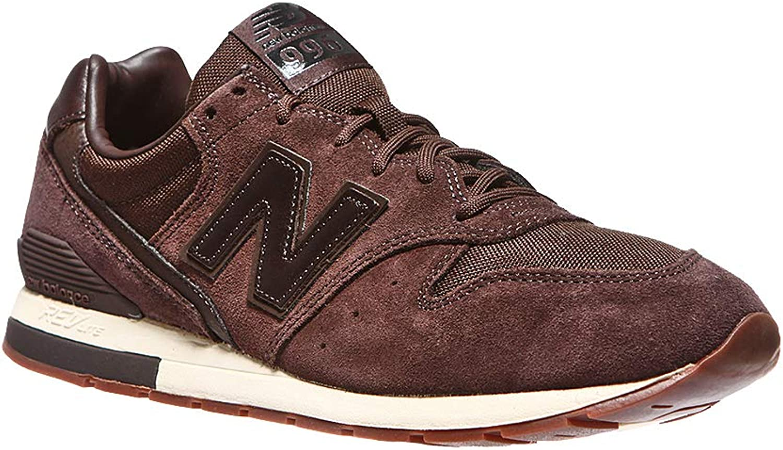 New Balance Men's shoes, Colour Brown, Brand, Model Men's shoes MRL996 SG Brown