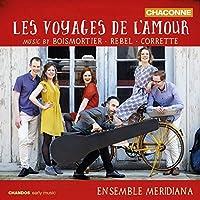 Les Voyages de l'Amour by Ensemble Meridiana