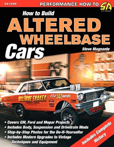 How to Build Altered Wheelbase Cars