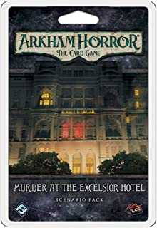 Fantasy Flight Games Arkham Horror LCG: Murder at The Excelsior Hotel