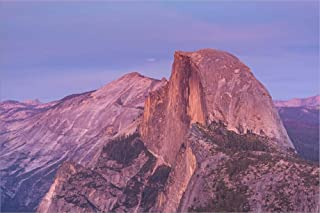 Mountain Top at Sunrise by Adam Burton Laminated Art Print, 36 x 24 inches